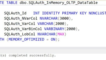 SQL SERVER - How to Bind Resource Governor for InMemory Enabled Databases? InMemory_OLTP_LOB_datatype_01