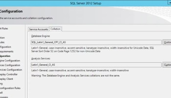 SQL SERVER - 2005 Collation Explanation and Translation - SQL