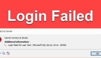 SQL SERVER - SSMA Error : System.Data.OracleClient requires Oracle client software version 8.1.7 or greater login-failed-18456-04