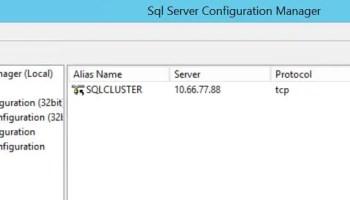 SQL SERVER - FIX : ERROR : (provider: Named Pipes Provider