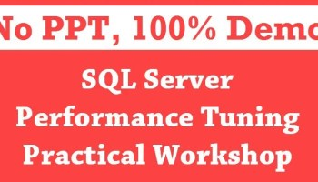 SQL Server Performance Tuning Practical Workshop - Discovery Phase - In Person Training SQL-Server-Performance-Tuning-Practical-Workshop