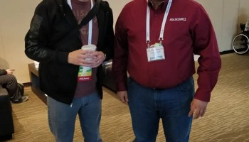 SQL SERVER - SQLPASS 2013, Charlotte Memories - Friends and Technology - Part 1 Brent-and-Pinal