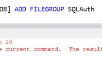 """SQL SERVER - 2005 - FIX: Error message when you run a query against a table that does not have a clustered index in SQL Server 2005: """"A severe error occurred on the current command"""" fg-msg0-err-01"""