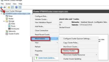 SQL SERVER - Rule Cluster Remote Access Failed During Installation on SQL Failover Clustered Instance patch-clu-err-03