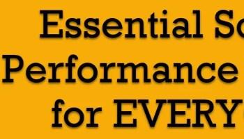 SQLBits 2019: Pre-Con - 21 Essential Scripts: Performance Tuning for EVERYONE 21scripts