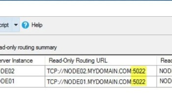 SQL SERVER - AlwaysOn Availability Group Listener – This TCP Port is Already in Use ao-ror-err-02