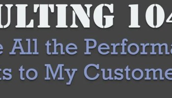 Read What My Clients Say About Comprehensive Database Performance Health Check consulting104