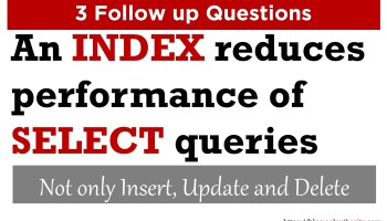 Coffee Mug - Indexes and SELECT Queries 3coverimage