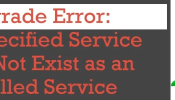 SQL SERVER - Unable to Install Service Pack in Cluster - There was an Error to Lookup Cluster Resource Types upgrade-error