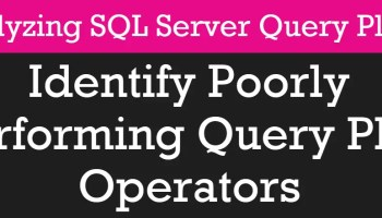 SQL SERVER - Checklist for Analyzing Slow-Running Queries pscourses2