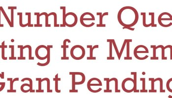 MemoryGrantInfo - What are Different Status of IsMemoryGrantFeedbackAdjusted? - Interview Question of the Week #253 Memory-Grant-Pending