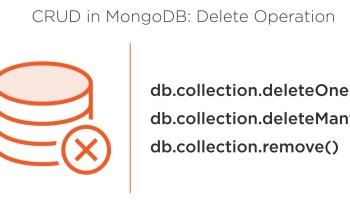 MongoDB Fundamentals - CRUD: Reading Objects - Day 3 of 6 DeleteOperation-scaled