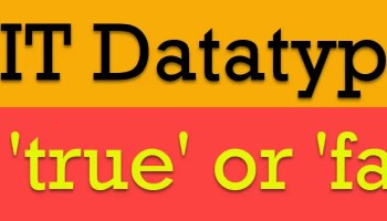 SELECT One by Two - Why Does SELECT 1/2 Returns 0 - Interview Question of the Week #067 bitdatatype