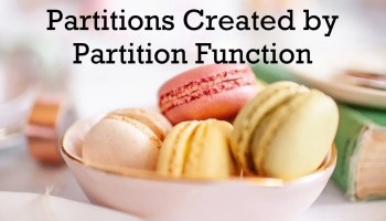 SQL SERVER - Adding Values WITH OVER and PARTITION BY partitionfunction0