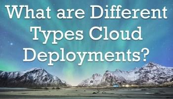 Open Source Cloud - Final Post clouddeployments