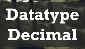 Does BIT Datatype Equal to 1 or TRUE in SQL Server? - Interview Question of the Week #282 decimal