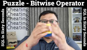 SQL Puzzle - Unsolved CASE Expression 160-Bitwise-Puzzle-yt