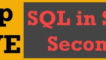 SQL SERVER - Need Your Feedback - Next Action Items in SQL in Sixty Seconds top5sql