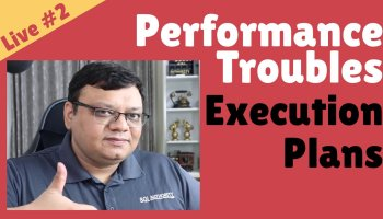 Execution Plan - Estimated vs Actual - SQL in Sixty Seconds #113 Live2