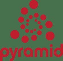 Logo for the pyramid framework in python