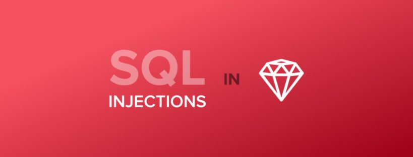 Code Vulnerabilities and SQL Injections in Ruby on Rails