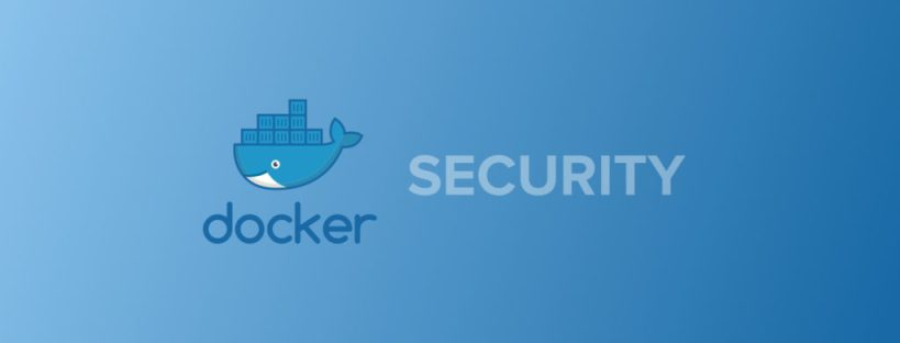 Docker Security - Container Security