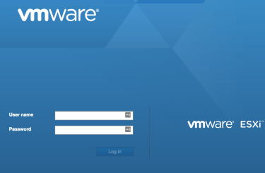 Exposed VMware