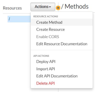 Create Method