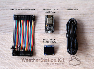 ESP8266: Weather Station V2 Code published