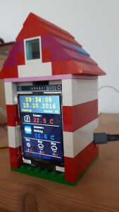 ESP8266 Weather Station Projects 1