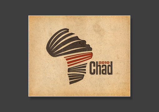 chad 2010 logo