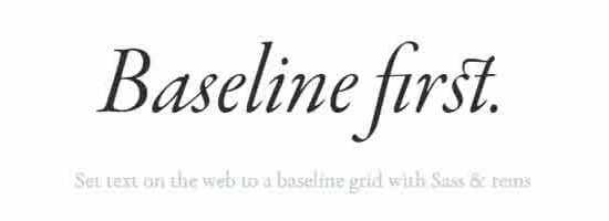 sassline