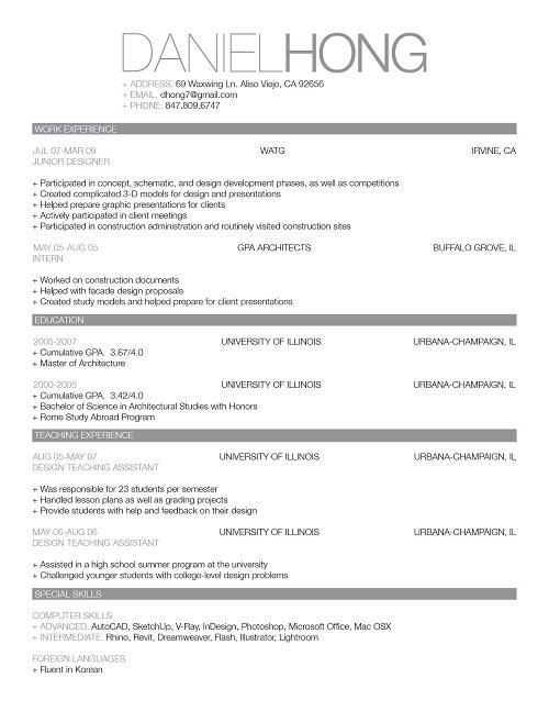Tampilan CV profesional yang clean dan elegan untuk semua kalangan