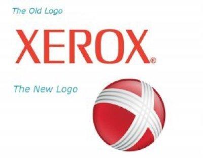 perubahan logo xerox