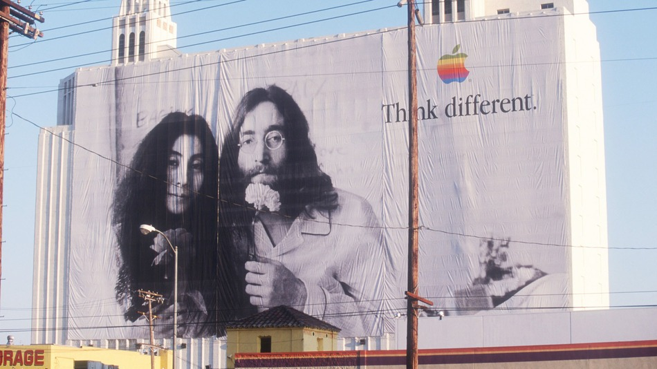 Apple Think Differently