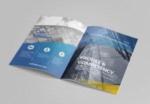 desain company profile marketplace