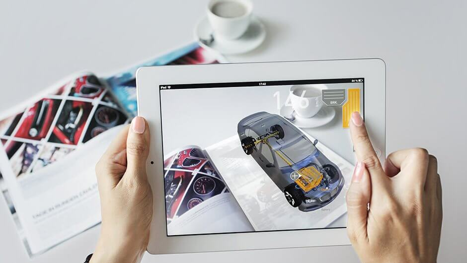 Augmented reality dalam digital marketing