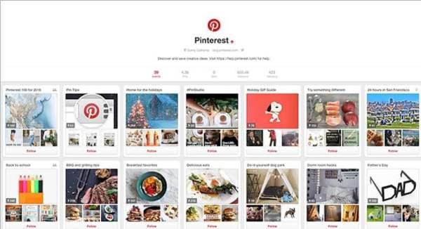website dengan card design
