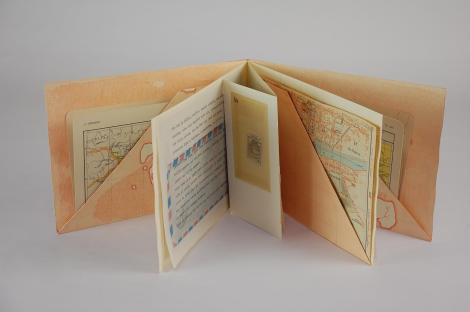 Patricia Silva Lyall Harris Collaborative Book Project