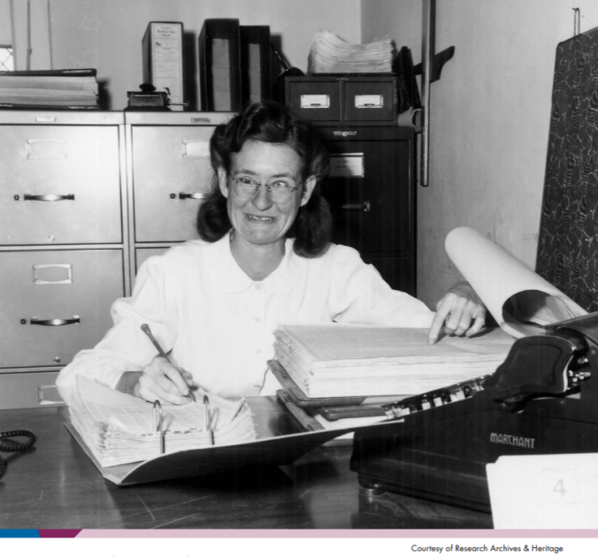 Meet Louisa Cook, SRP's first female engineer