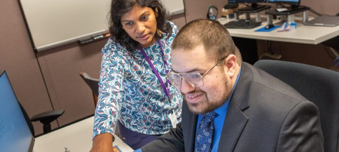 Innovative program provides opportunities for those on the autism spectrum