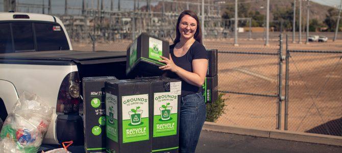 Ashley Isnor talks Sustainability at SRP
