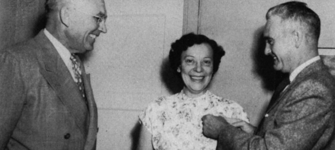 Women in WWII: SRP employee Martha Ross