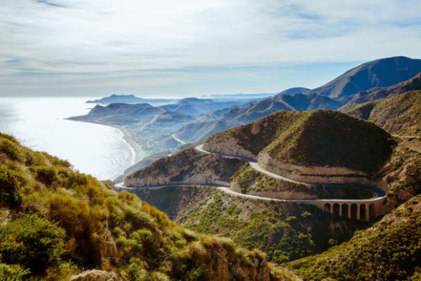 11 - San José (Almería) ao Cabo de Gata, Espanha