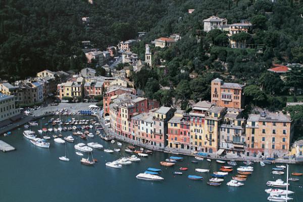 19 - Portofino a Portofino Vetta, Itália
