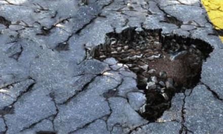 Buracos: Como evitar os danos