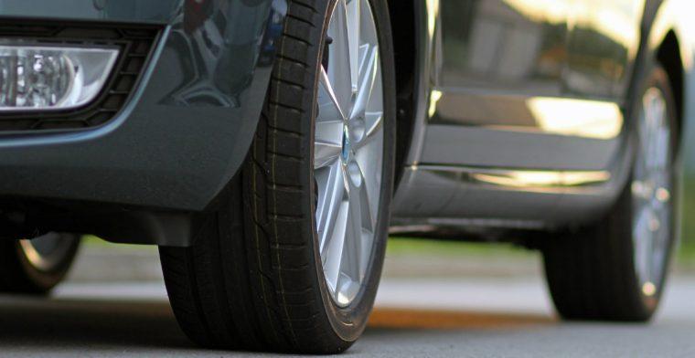 excesso de peso no carro prejudica os pneus