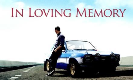"""Vídeo emocionante homenageia Paul Walker """"Velozes & Furiosos"""""""