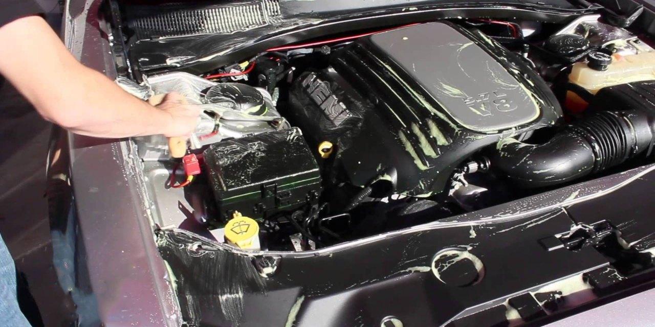 Lavar o motor? Ou não lavar o motor? Eis a questão