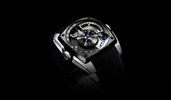 Lykan Hypersport relógio